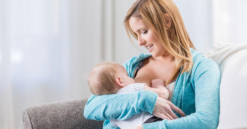 Οδηγίες Θηλασμού